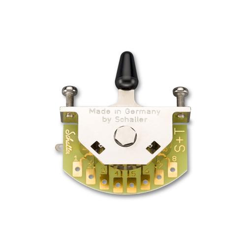 Schaller Megaswitch S+T Model with Screws (5 way)