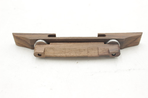 Rosewood Archtop Floating Compensated Adjustable Acoustic Guitar Bridge