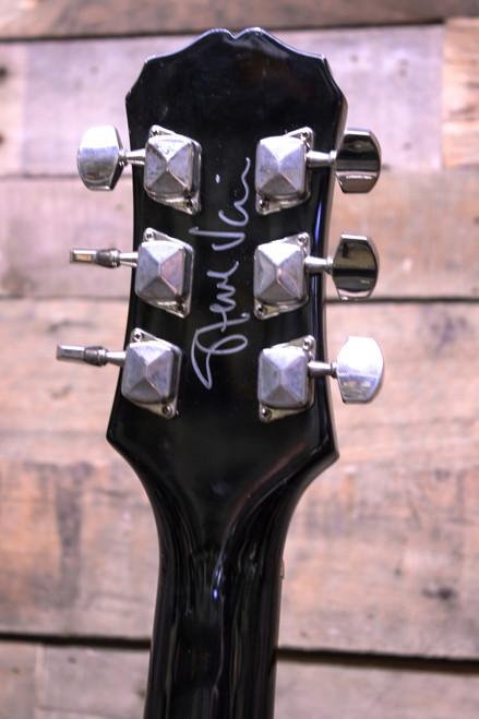 Steve Vai Signed Epiphone Les Paul Junior Guitar