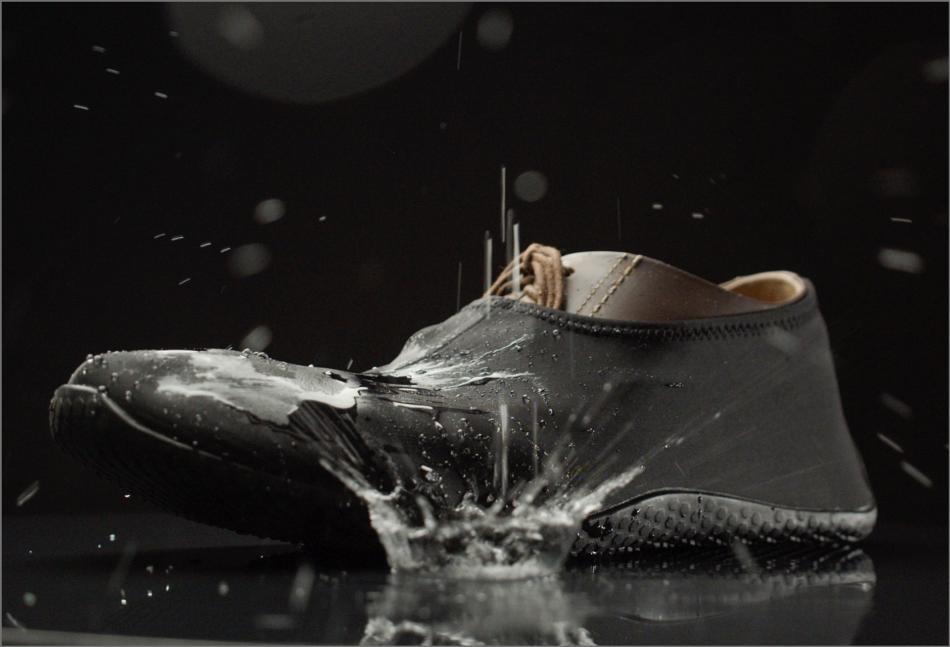 Designing Waterproof Shoe Covers: It's Time for Rubber to Go