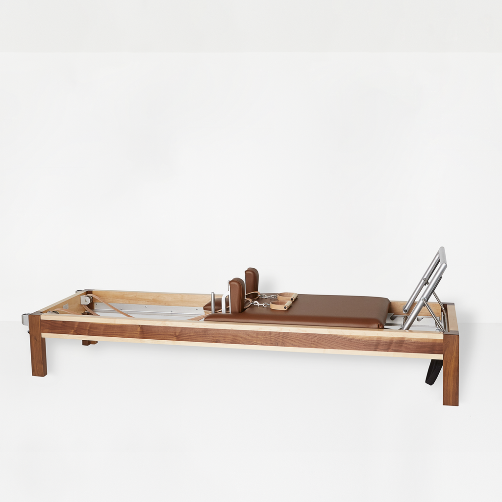 "Classic Two Tone Wood Reformer 80""*"