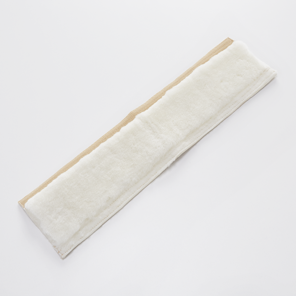 Reformer Foot Strap Sheepskin Cover - Single