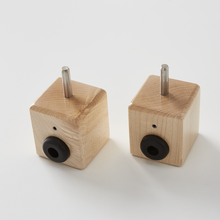 Cube Stopper - Pair