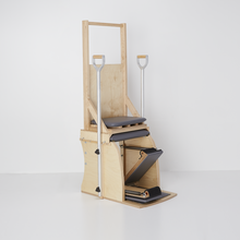 Low (Wunda) Chair with High Chair Conversion