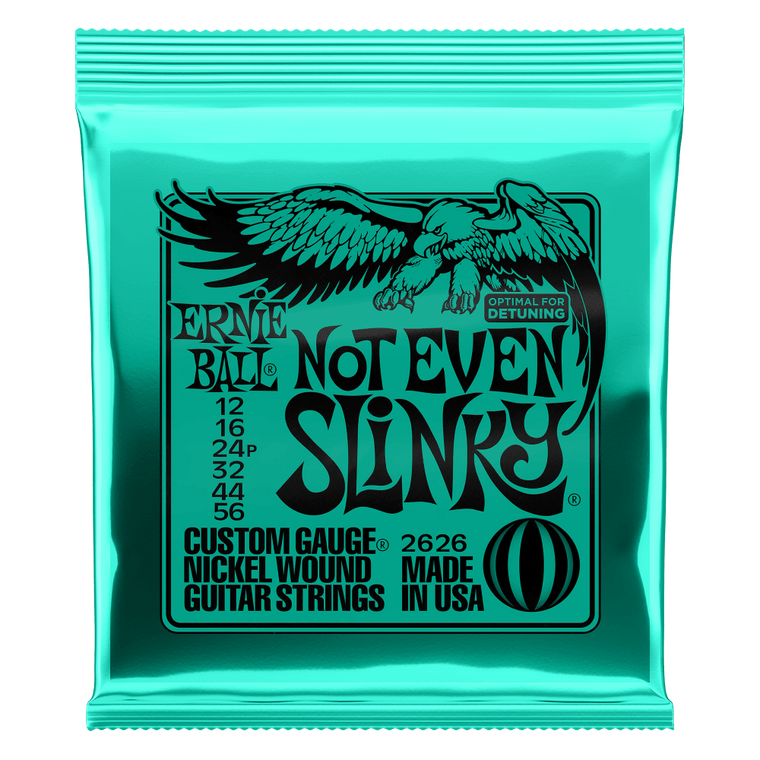 Ernie Ball NOT EVEN SLINKY 2626