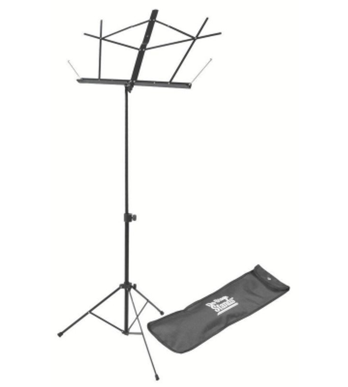 On-Stage SM7122BB folding music stand