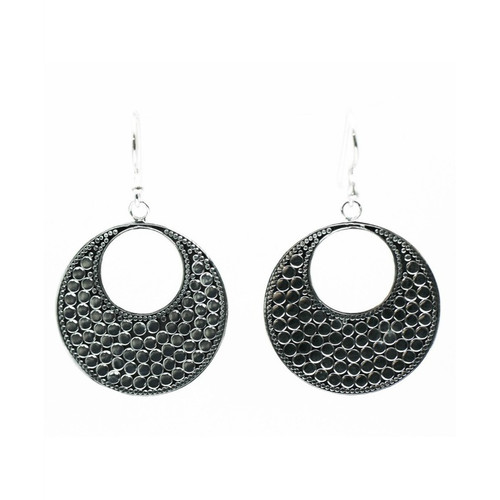 Half Moon Dangle Earrings | Brilliant Atlanta