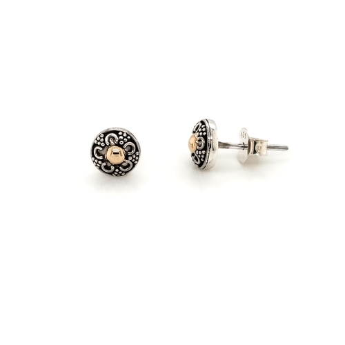 Bali Flower Studs | Brilliant Atlanta