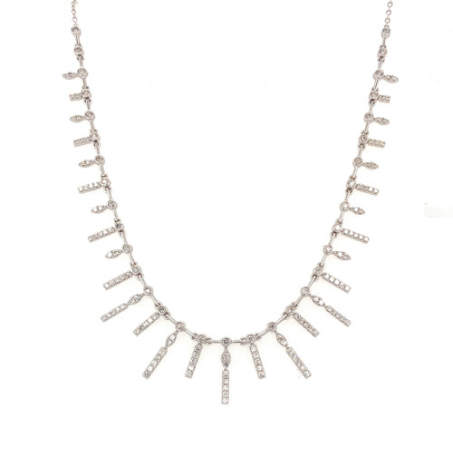 Diamond Choker Necklace | Brilliant Atlanta