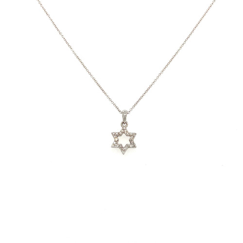 Star of David Necklace | Brilliant Atlanta