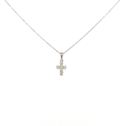 Cross Necklace | Brilliant Atlanta