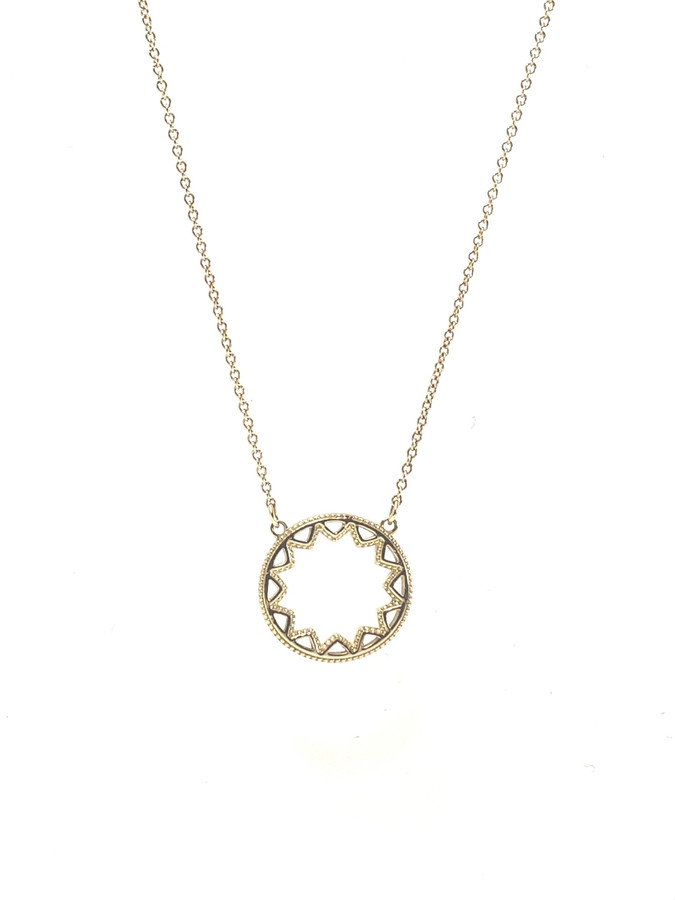 Sun Necklace | Brilliant - Custom Design Studio and Jewelry Boutique
