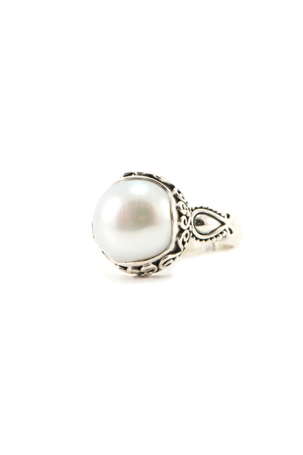 Bali Pearl Ring | Brilliant Atlanta
