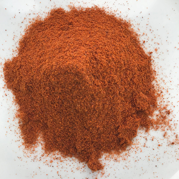 Cayenne Chili Pepper, Ground,  (35,000 Hu),  Organic - Cayena Organica