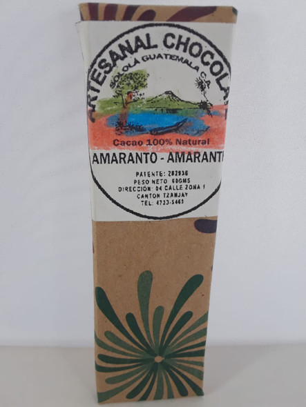 Chocolate, Amaranth  - Chocolate, Amaranto