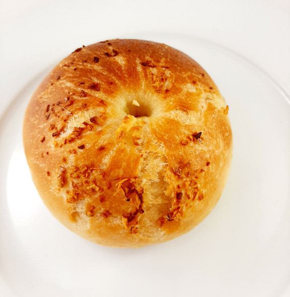 Bagels, Garlic - Bagel de Ajo (2)