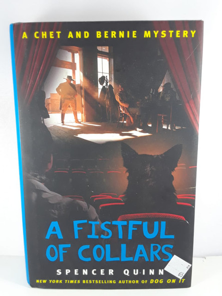 A Fistful of Collars - Spencer Quinn