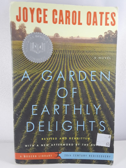 A Garden of Earthly Delights - Joyce Carol Oates