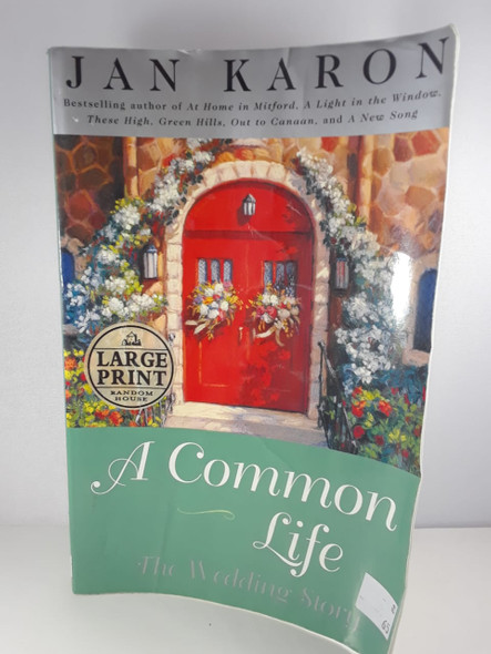 A Common Life - Jan Karon