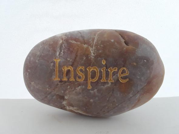 Inspiration Stone, Inspire - Piedra de la Inspiración, Inspirar