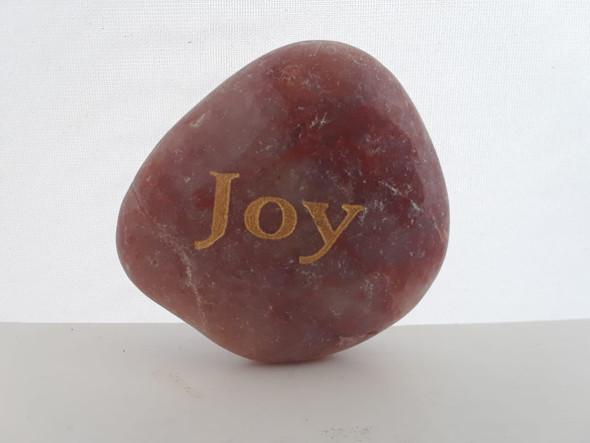 Inspiration Stone, Joy - Piedra de Inspiración, Alegría