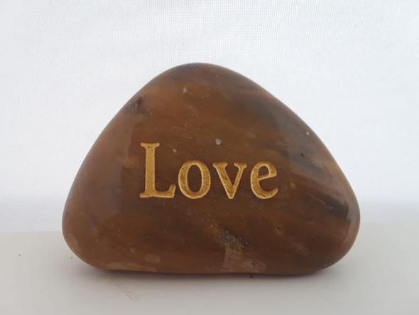 Inspiration Stone, Love - Piedra de Inspiración, Amor