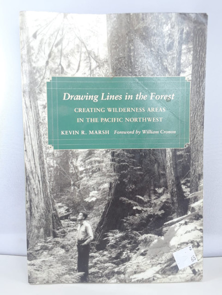 Drawing Lines in the Forest - Kevin R. Marsh