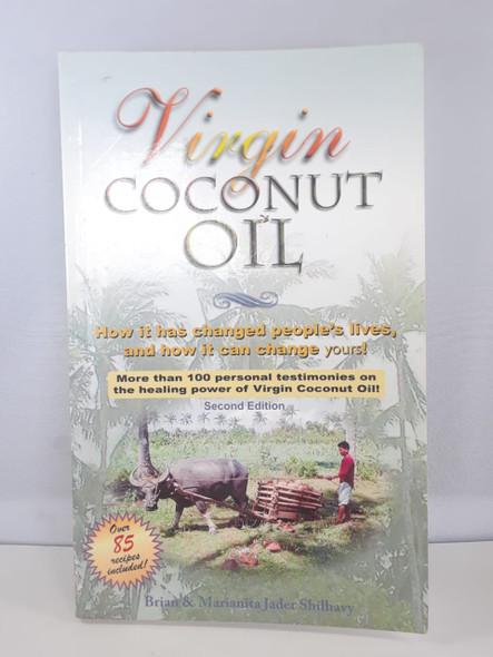 Virgin Coconut Oil - Brian & Maranita Jader Shillravy