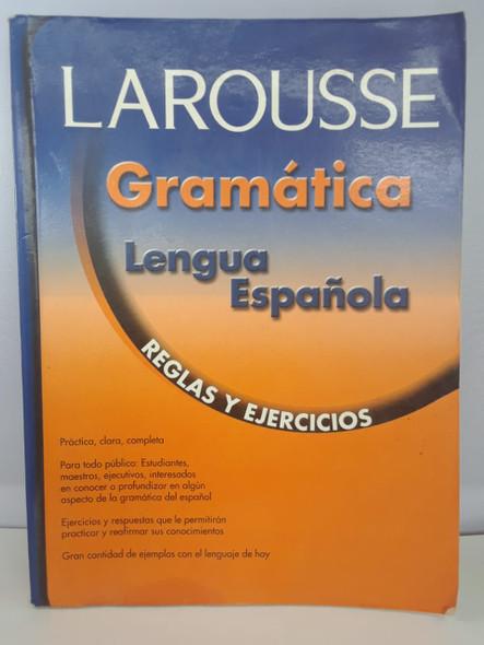 Gramatica, Lengua Espanola