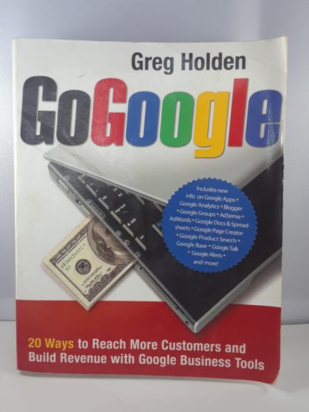 Go Google - Greg Holden