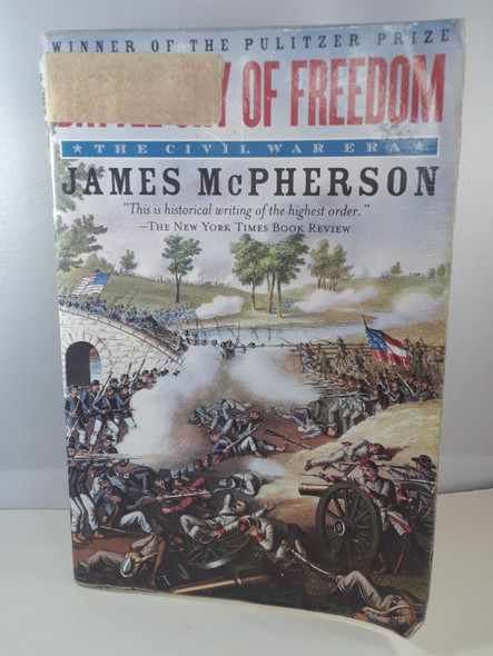 Battle Cry of Freedom, The Civil War Era - James McPherson