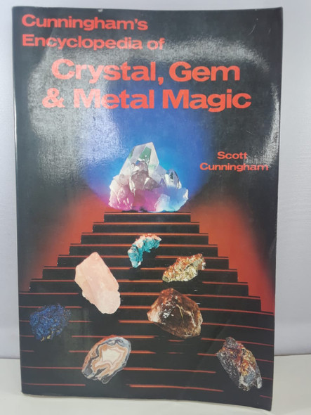 Crystal, Gem & Metal Magic - Scott Cunningham