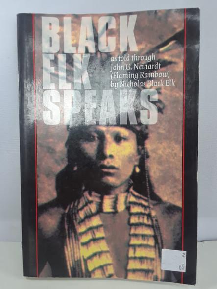 Black Elk Speaks - Nicholas Black Elk