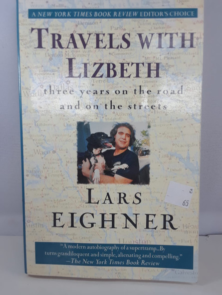 Travels with Lizbeth - Lars Eighner