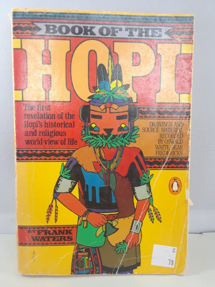 Book of the Hopi -  Frank Waters