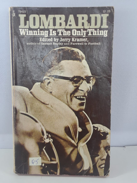 Lombardi, Winning is the Only Thing
