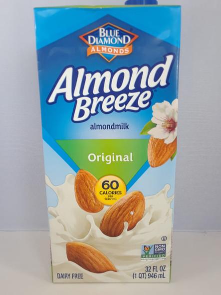 Almond Milk, Original, 32 fl oz. - Leche de Almendra, Original, 32 fl oz.