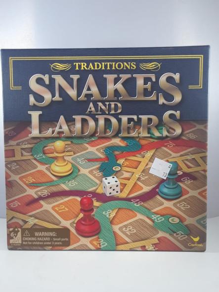 Snakes and Ladders - Serpientes y Escaleras