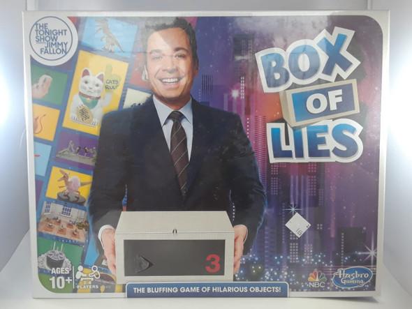 Box of Lies - Caja de Mentiras