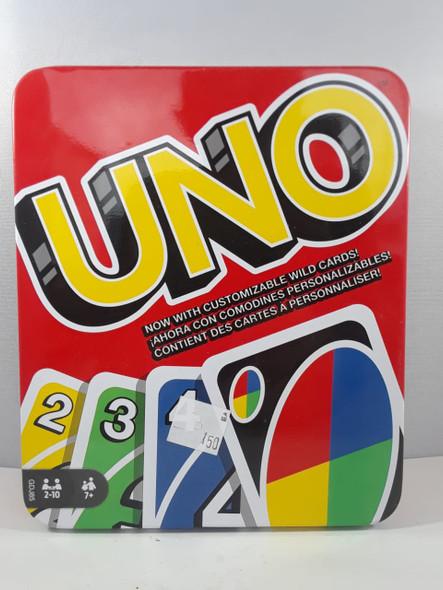 Uno Card Game - Juego de Cartas Uno