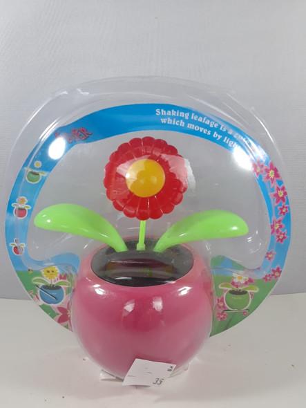 Solar Flower, Red