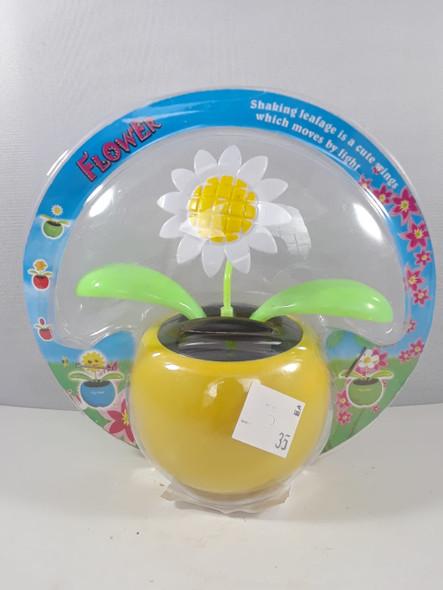 Solar Sunflower, Yellow - Girasol Solar, Amarillo