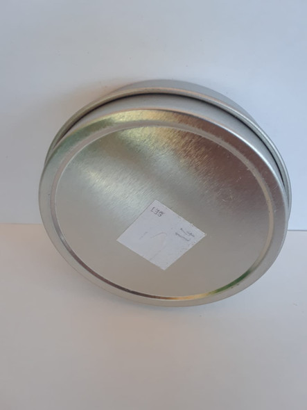 Metal Tin - Large - Lata de Metal - Grande
