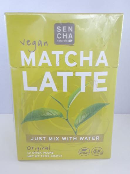Tea, Matcha Latte, Original, 12 Packs - Té, Matcha Latte, Original, 12 Paquetes