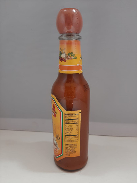 Hot Sauce, Chili Garlic, 5 fl oz. - Salsa Picante, Ajo Chili, 5 fl oz.