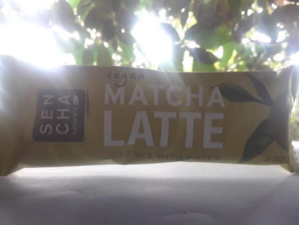 Tea, Matcha Latte, Original, 1 Pack - Té, Matcha Latte, Original, 1 Paquete