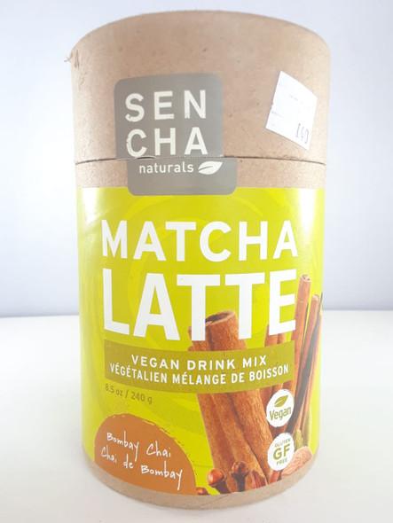 Tea, Matcha Latte, Bombay Chai, 8.5 oz. - Té, Matcha Latte, Bombay Chai, 8.5 oz.