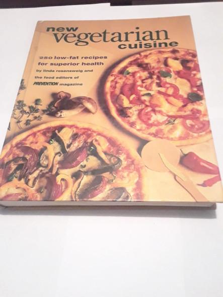 New Vegetarian Cuisine - Linda Rosenweig