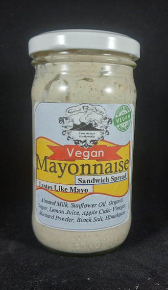 Mayonnaise, Vegan - Mayonesa, Vegana
