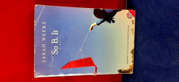 So B. It, A novel